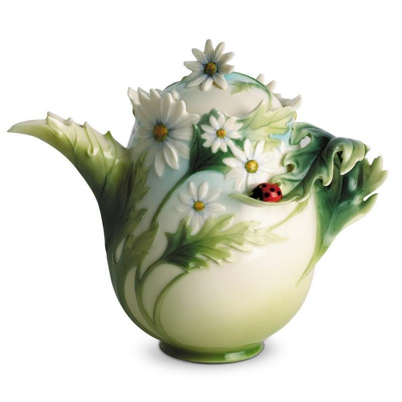 Franz Collection Ladybug Teapot FZ00300