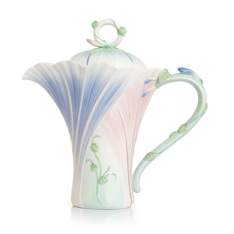 Franz Collection Les Jardin Teapot FZ02340