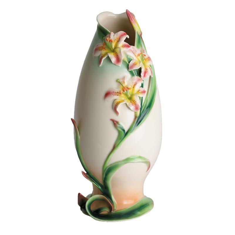Franz Collection Lily Flower Vase FZ00495