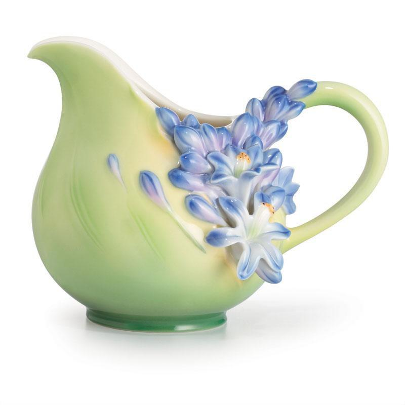 Franz Collection Lily Of The Nile Creamer FZ02617