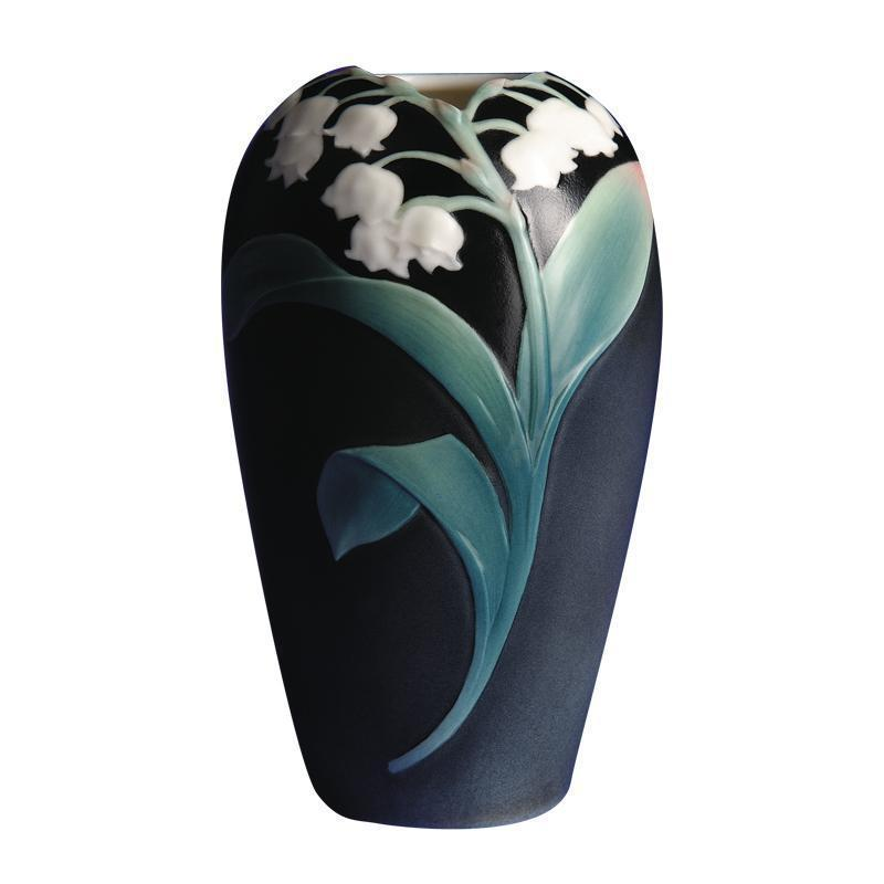 Franz Collection Lily Of Valley Vase FZ00006
