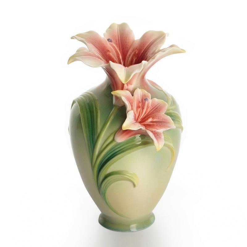 Franz Collection Lily Vase Small FZ01405
