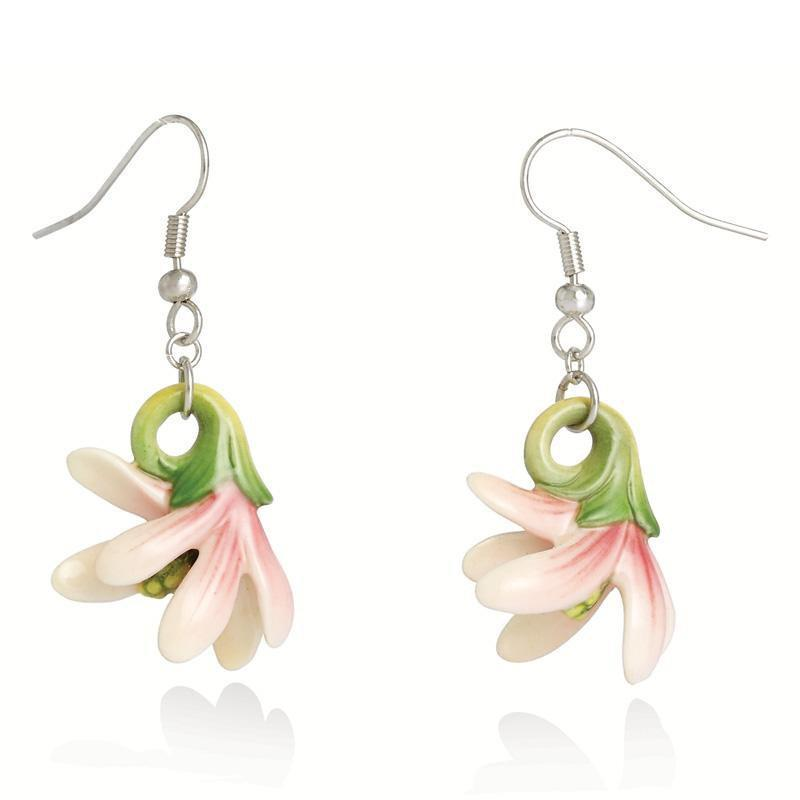 Franz Collection Magnolia Earrings Pierced FJ00242