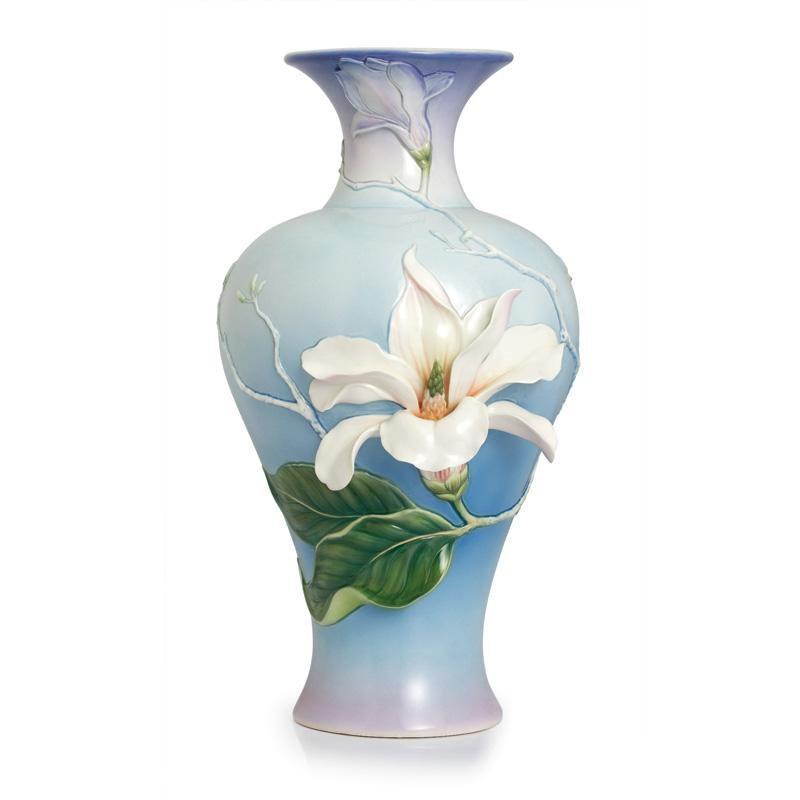 Franz Collection Magnolia Large  Vase FZ02351