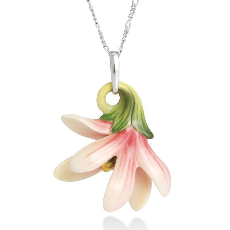 Franz Collection Magnolia Necklace FJ00240