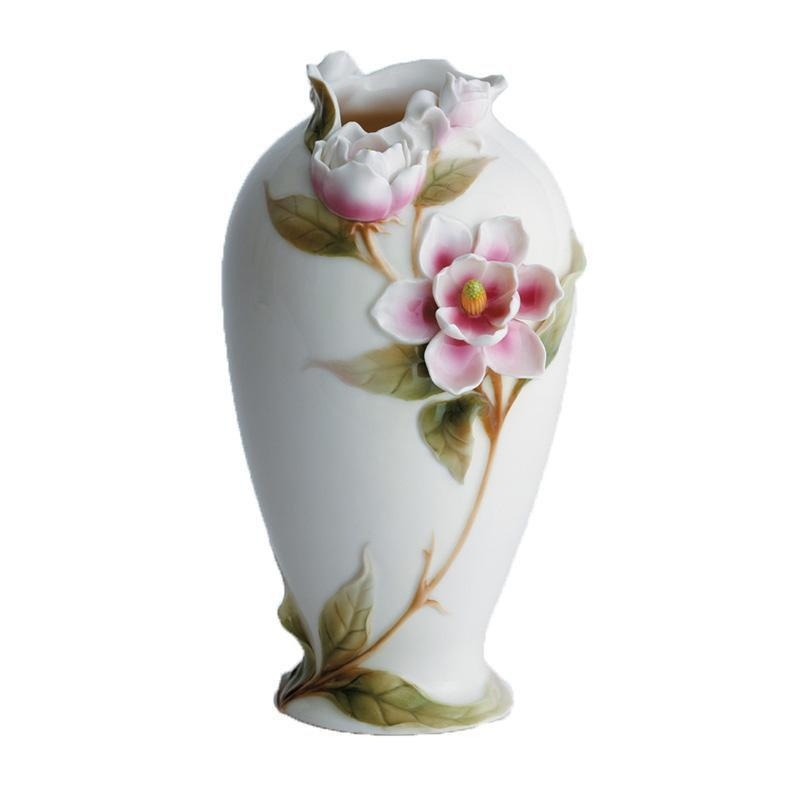 Franz Collection Magnolia Vase FZ00519