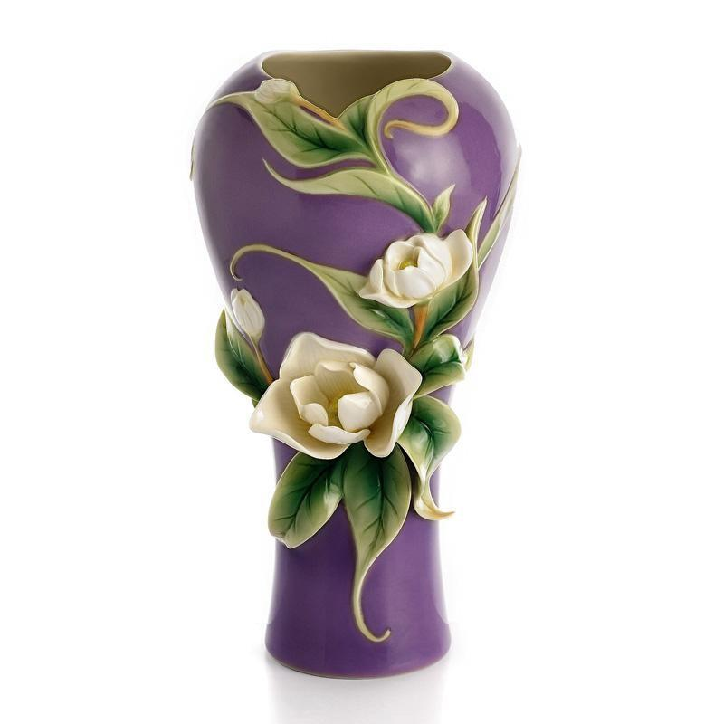 Franz Collection Magnolia Vase FZ01542