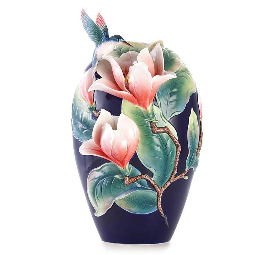Franz Collection Magnolia Vase FZ03280
