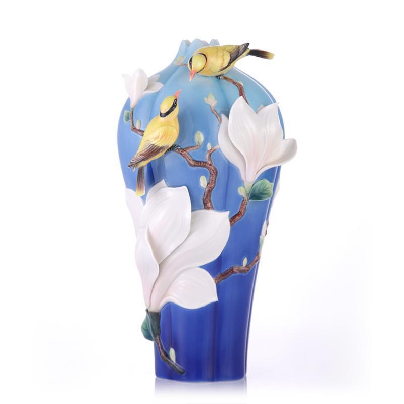 Franz Collection Magnolia Vase FZ03466