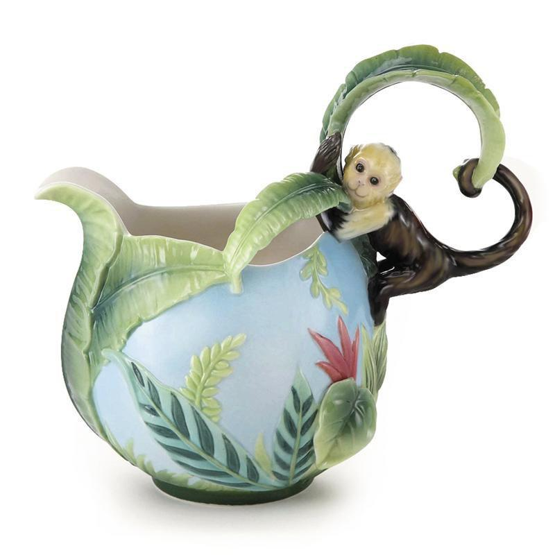 Franz Collection Monkey Creamer FZ02004
