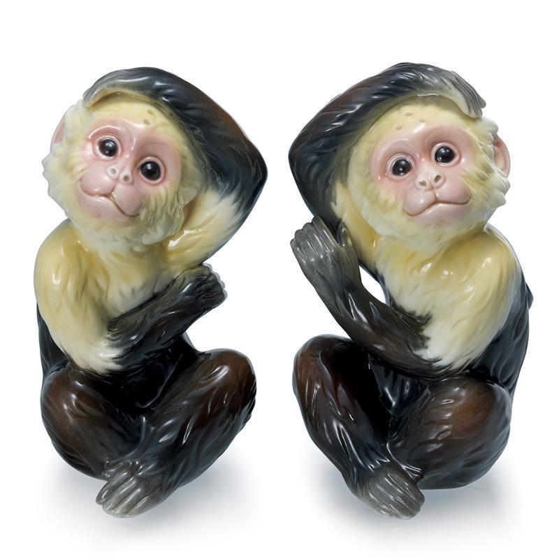 Franz Collection Monkey Salt & Pepper FZ02075