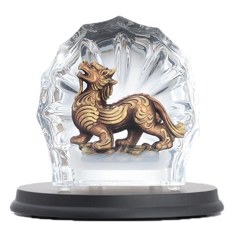 Franz Collection Mythical Piuxiu With Fortune Lucite Figurine FL00117