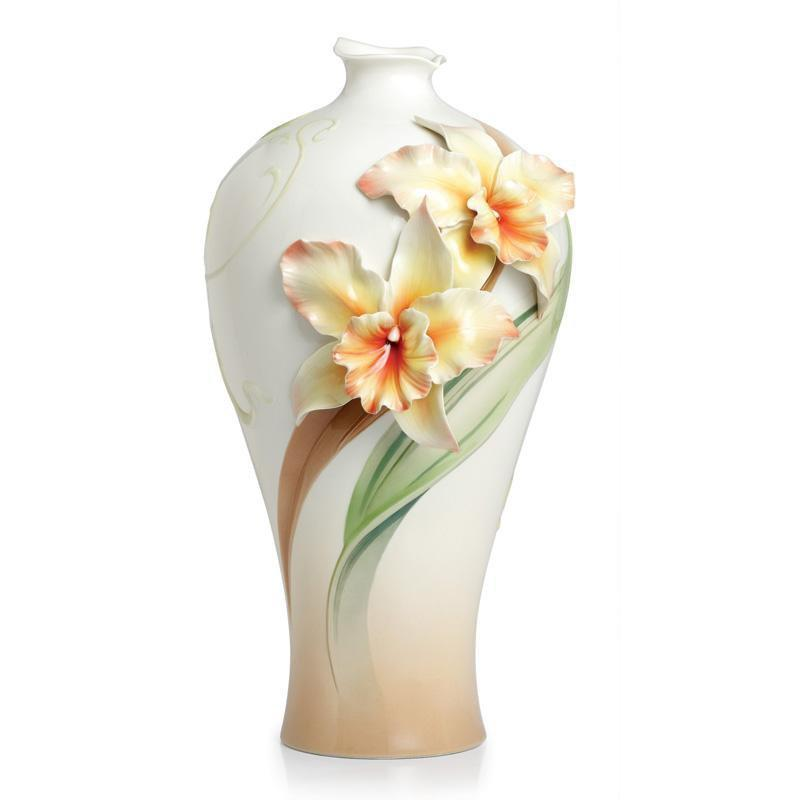 Franz Collection Orchid Large Vase FZ02329