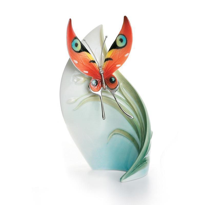 Franz Collection Papillon Butterfly Centerpiece FZ01218A