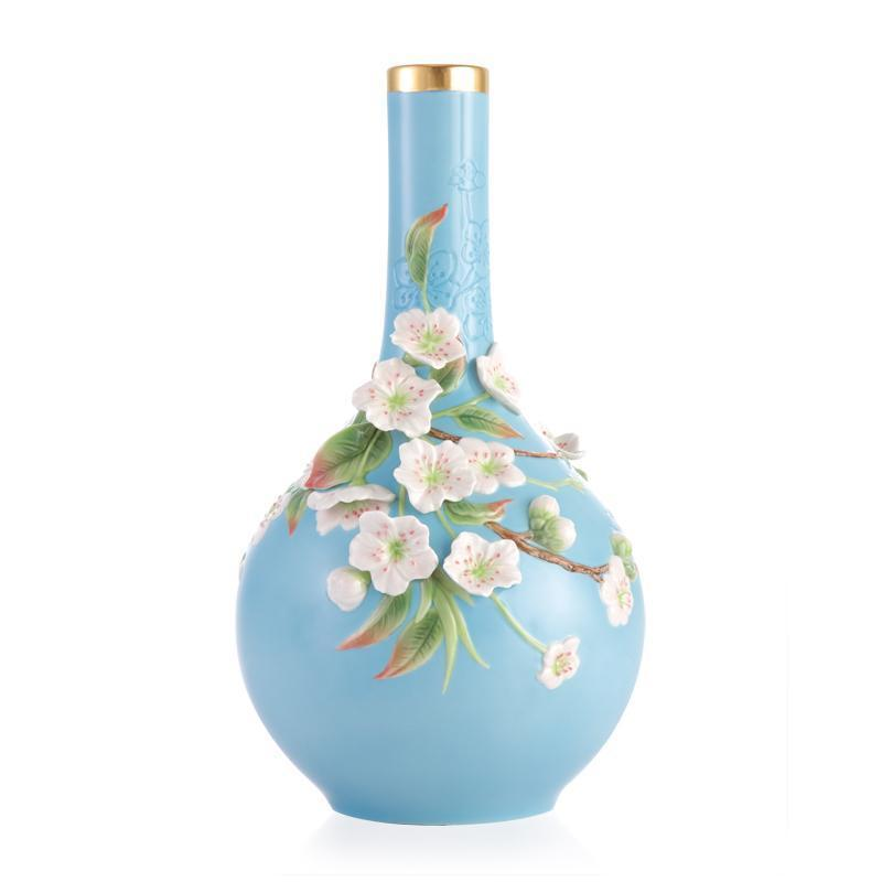 Franz Collection Pear Flower Vase FZ03368