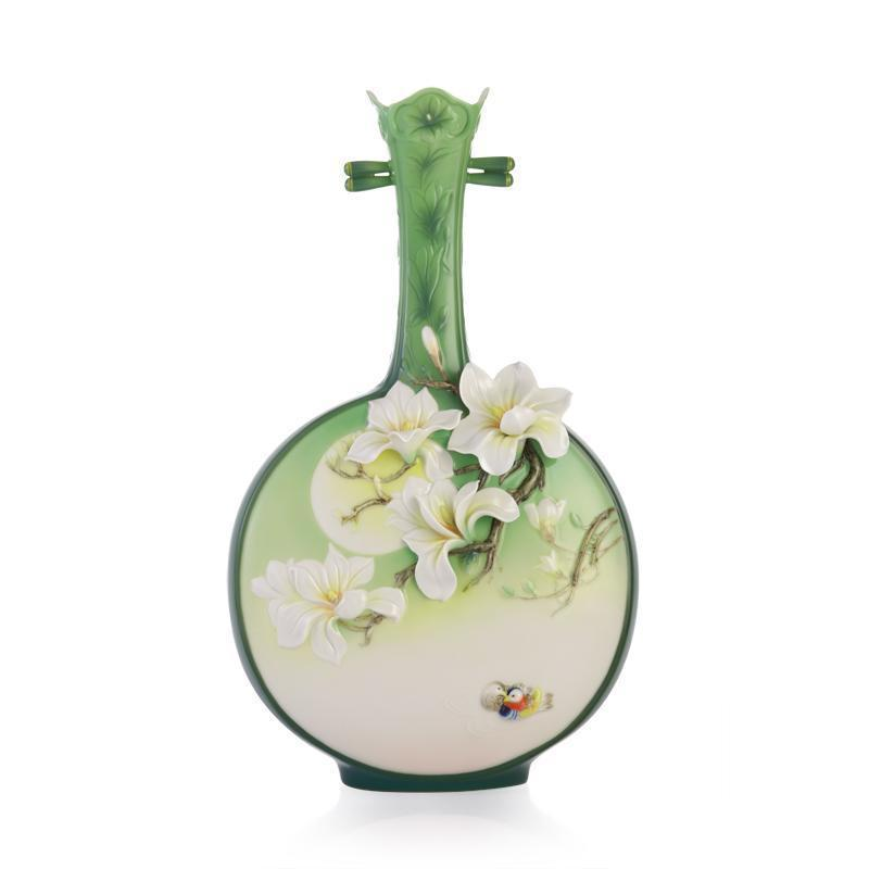 Franz Collection Perfection Magnolia Vase FZ03339