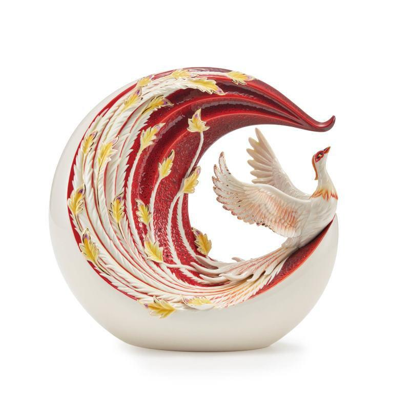 Franz Collection Phoenix Vase FZ03618