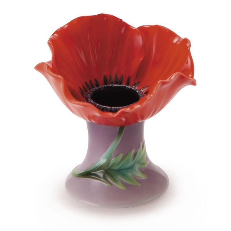 Franz Collection Poppy Candleholder FZ01975