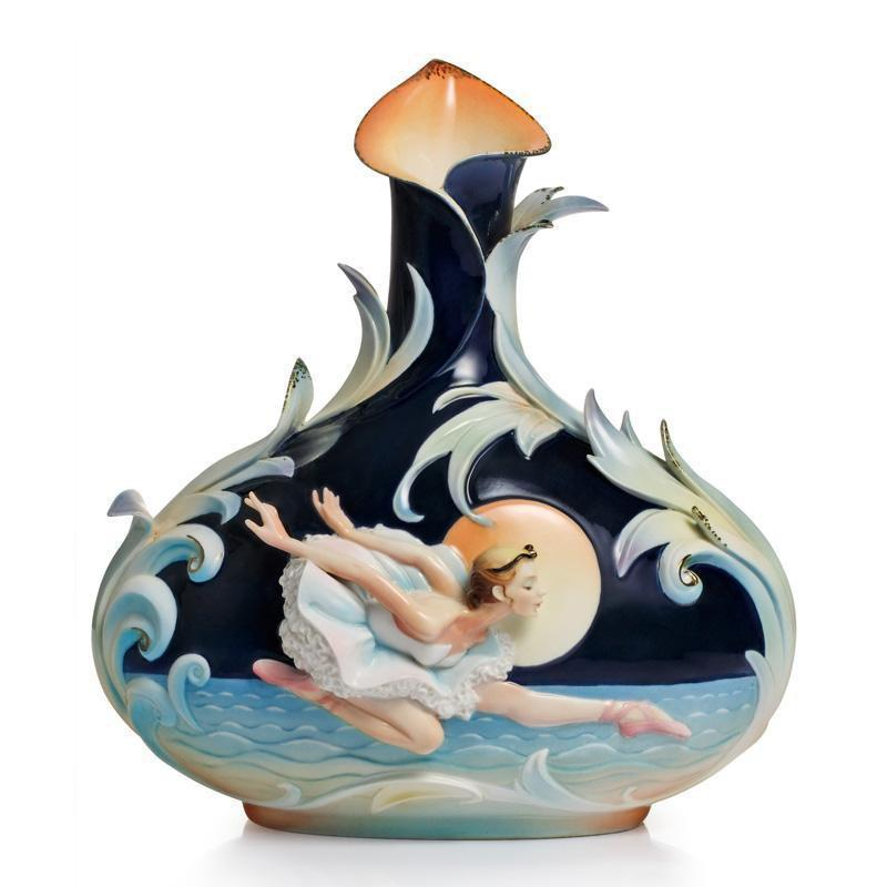 Franz Collection Prima Ballerina Vase FZ02140