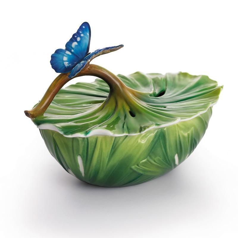 Franz Collection Rain Forest Little Dwellers Butterfly Box FZ01867