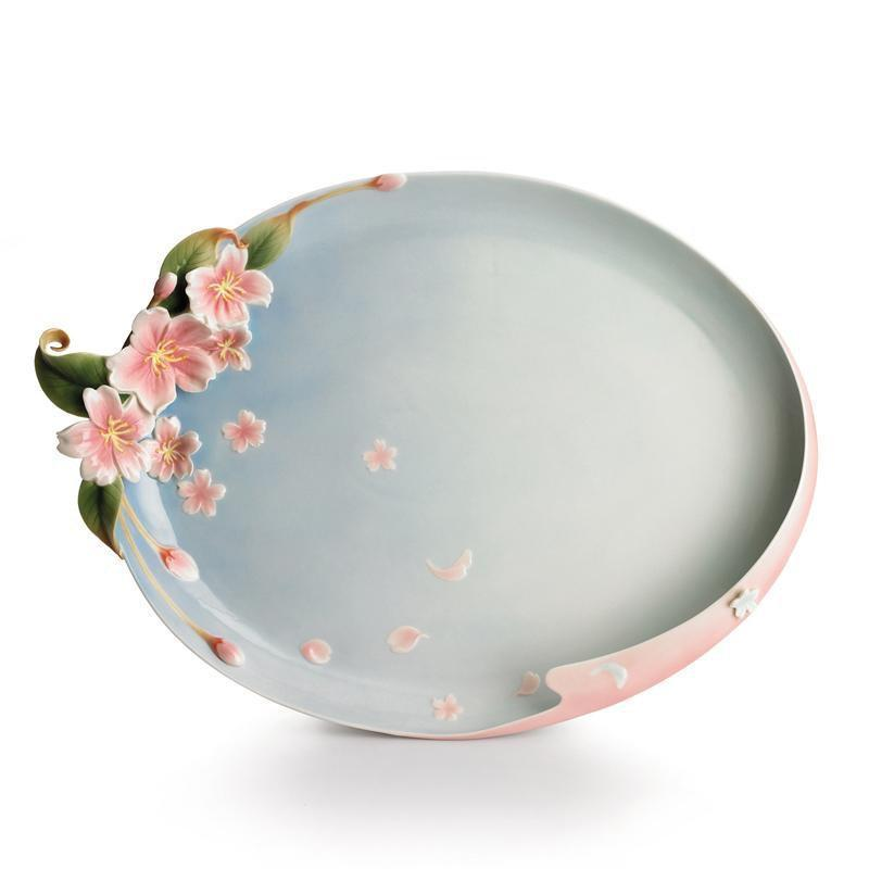 Franz Collection Sakura Platter FZ01518