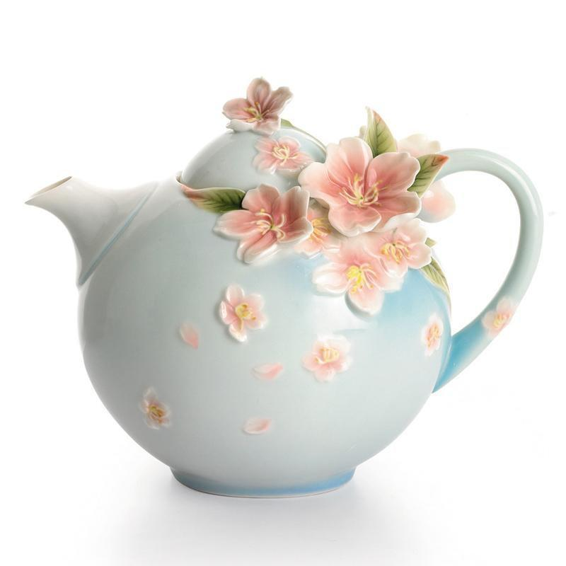 Franz Collection Sakura Teapot FZ01517