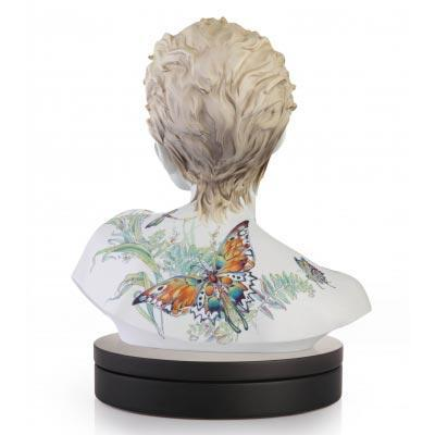 Franz Collection Skin Deep Meadow Figurine with Wooden Base FZ03264