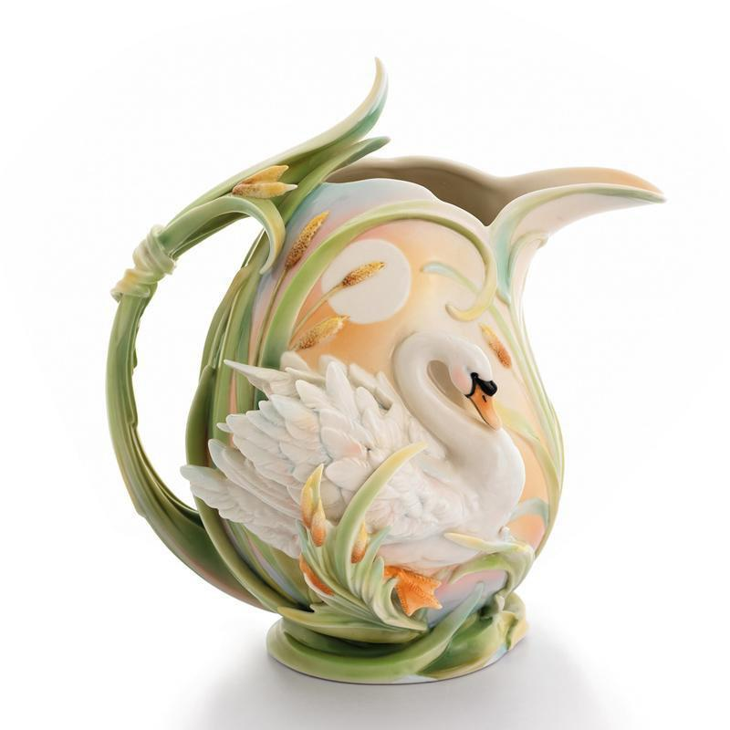 Franz Collection Southern Swan Splendor Pitcher FZ01570
