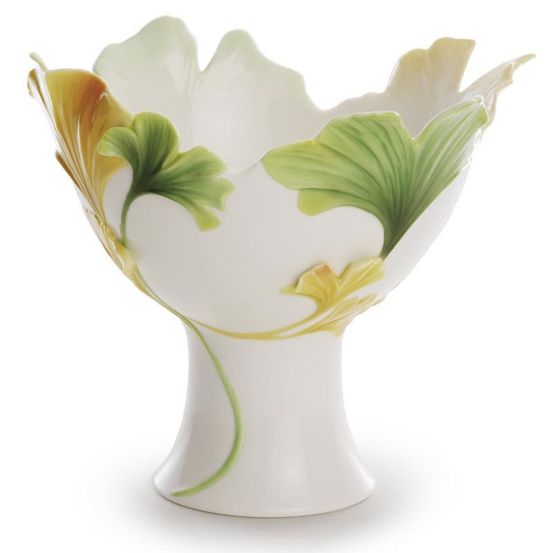 Franz Collection Spa Gingko Large Bowl FZ01930