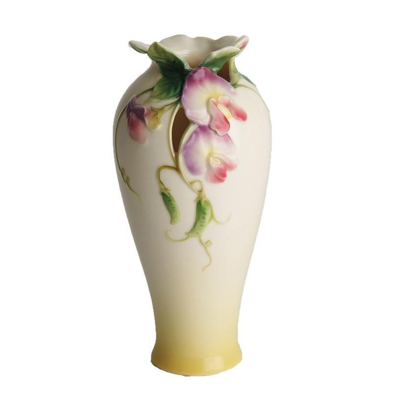 Franz Collection Sweet Pea Vase FZ00373