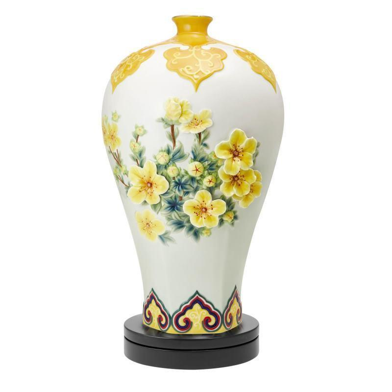 Franz Collection Tundra Rose Vase FZ03705