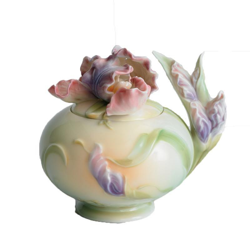 Franz Collection Windswept Beauty Sugar Jar FZ00838