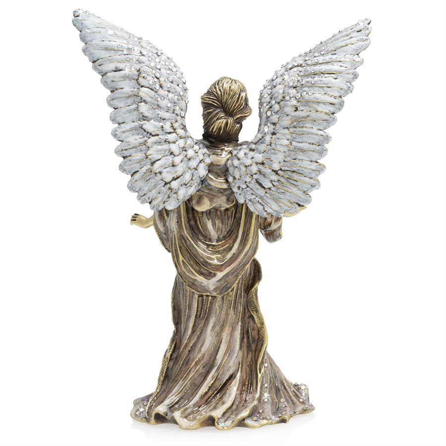 Jay Strongwater Angel Figurine SDH1888-485