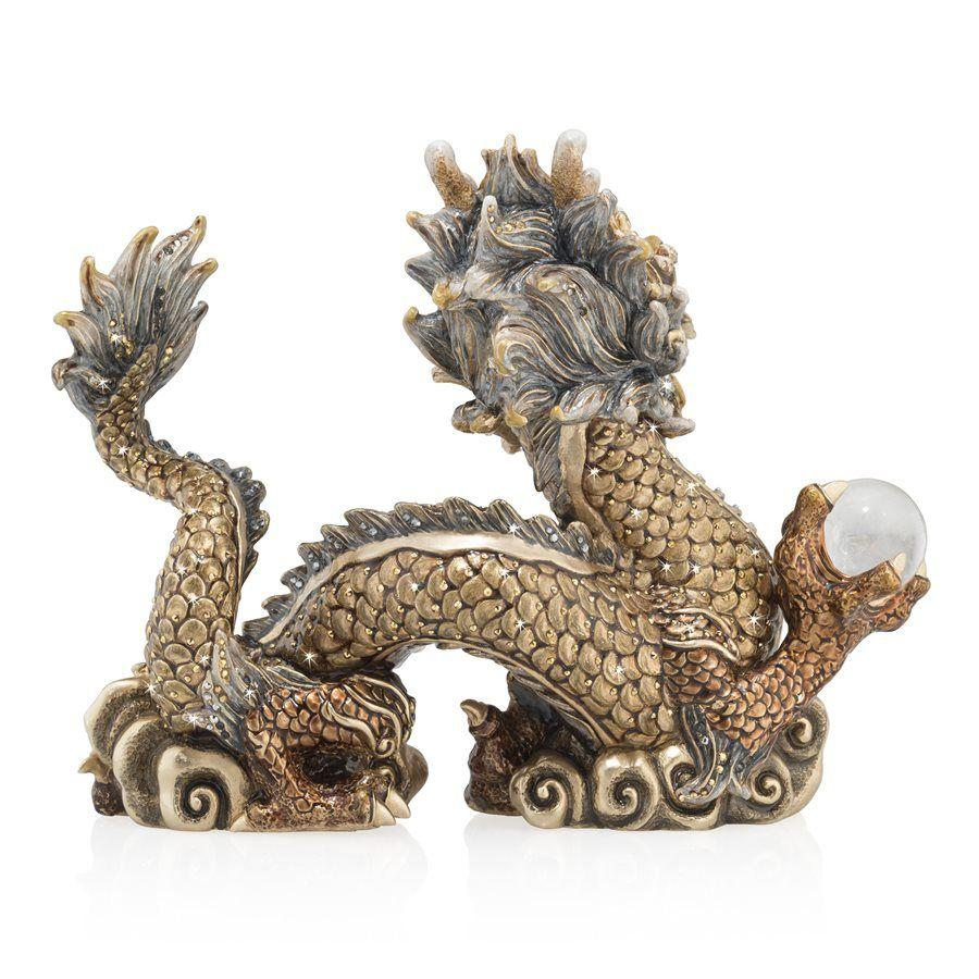 Jay Strongwater Apalala Imperial Dragon Figurine SDH1907-294
