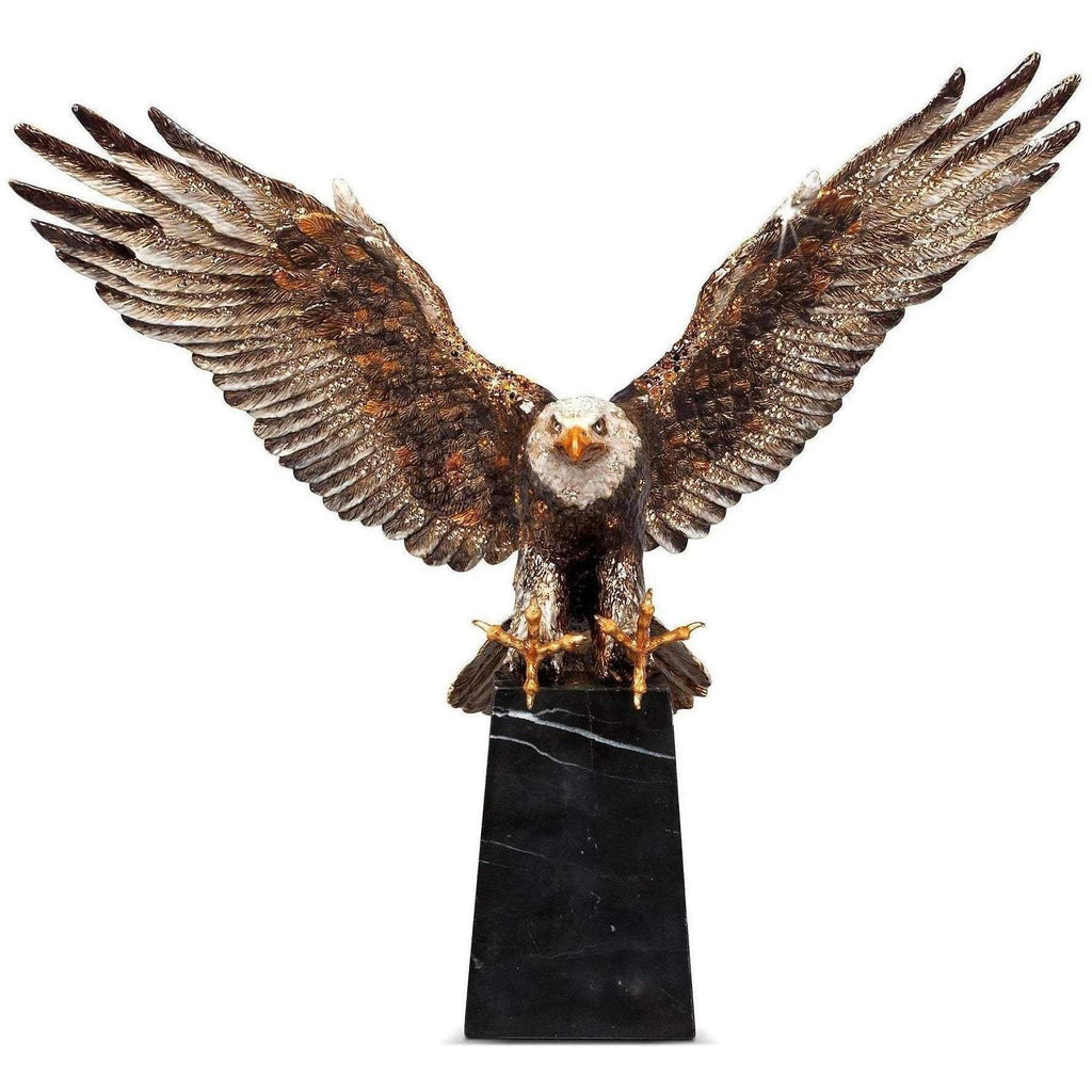 Jay Strongwater Eagle Figurine SDH1790280