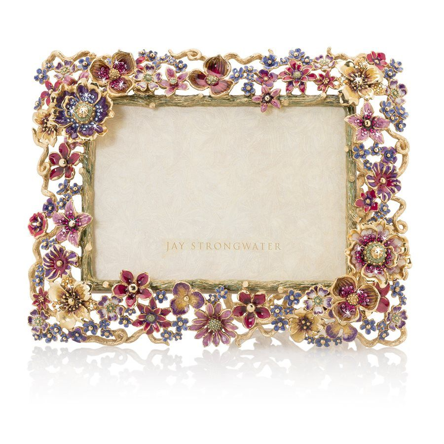 Jay Strongwater Ophelia Floral Cluster 5\