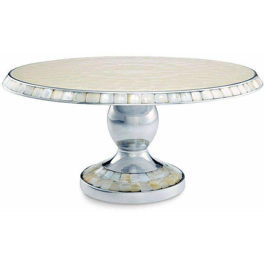 "Julia Knight Classic 14"" Cake Stand Snow 6400015"
