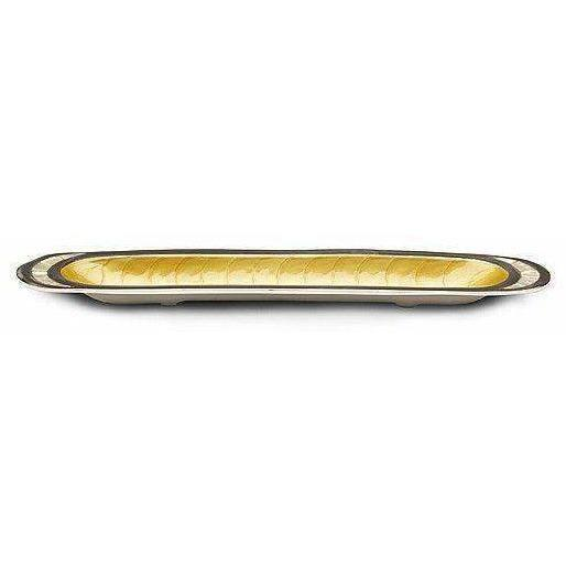 "Julia Knight Classic 16"" Hors d'Oeuvres Tray Saffron 4090034"