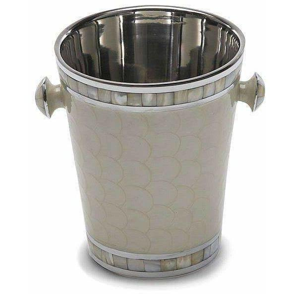 "Julia Knight Classic 8"" Ice Bucket & Wine Chiller Snow 5480015"
