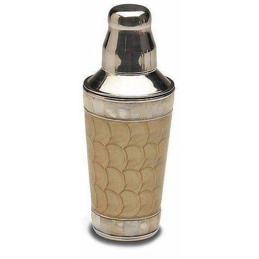 "Julia Knight Classic 9.25"" Cocktail Shaker Toffee 5750030"