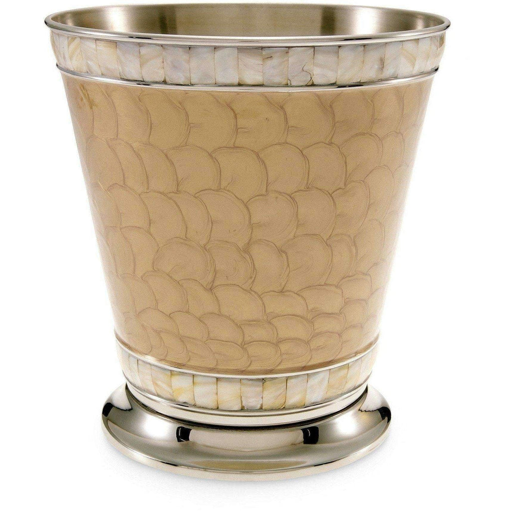 "Julia Knight Classic 9.75"" Waste Basket Toffee 5940030"