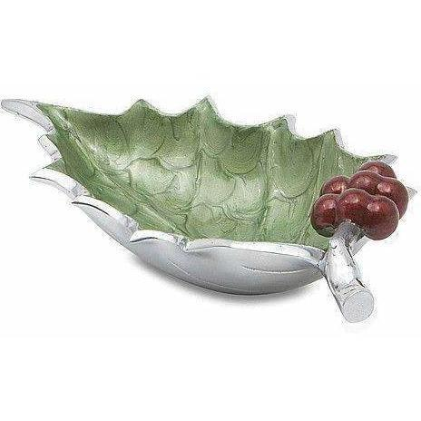 "Julia Knight Holly Sprig 10"" Bowl Mojito 5160023"