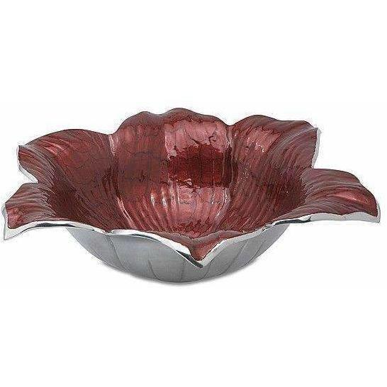 "Julia Knight Lily 15"" Bowl Pomegranate 5000040"
