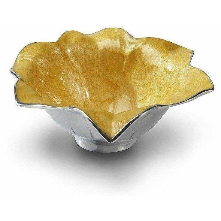 "Julia Knight Lily 8"" Bowl Saffron 5030034"