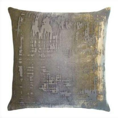Kevin O'Brien Brushstroke Velvet Pillow BSP-H59-22