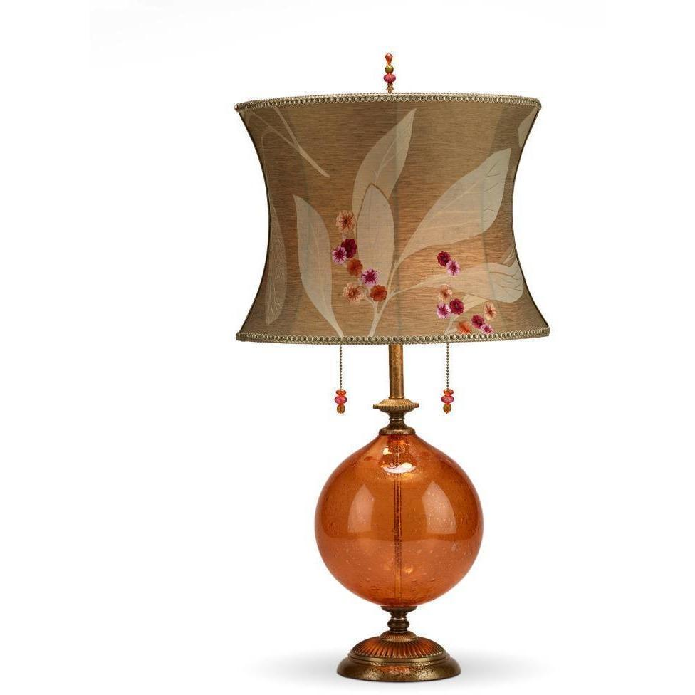 Kinzig Design Natalia Orange Table Lamp 93O-I-94