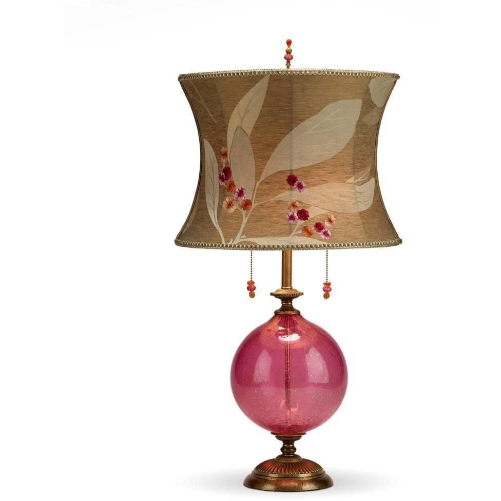 Kinzig Design Natalia Rose Table Lamp 93R-I-94