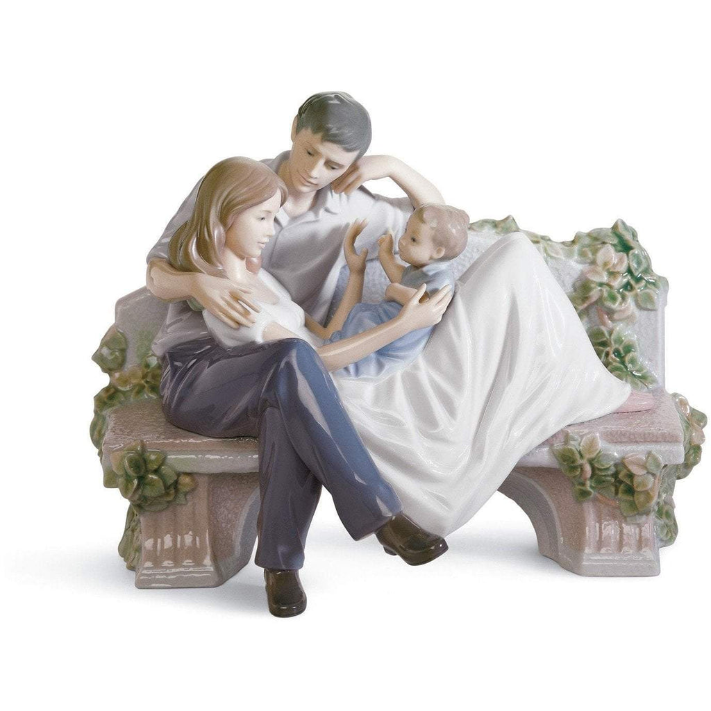 Lladro A Priceless Moment Figurine 01008056