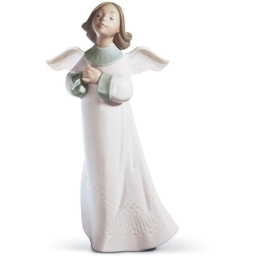 Lladro An Angel's Wish Figurine 01006788