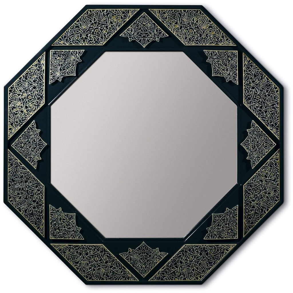 Lladro Arabesque Eight Sided Mirror 01007825